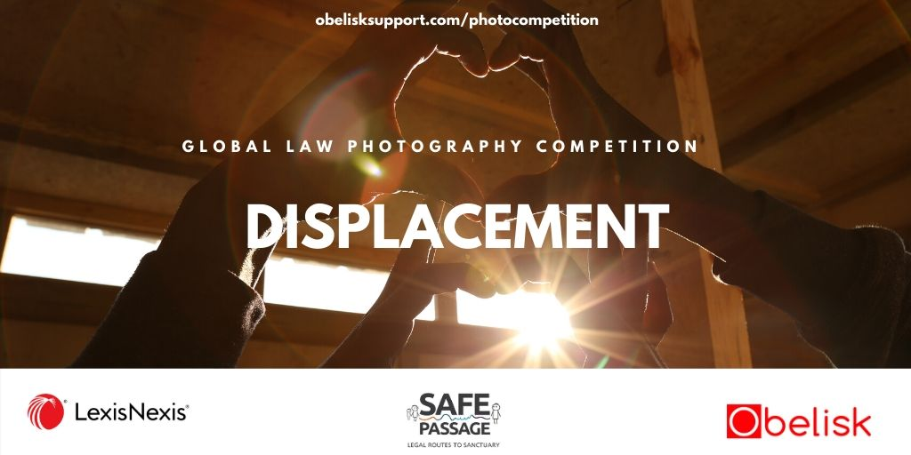 """2020 Annual Global Law Photography Competition opens for entries:  Legal profession invited to cast their photographic lens on """"displacement"""""""