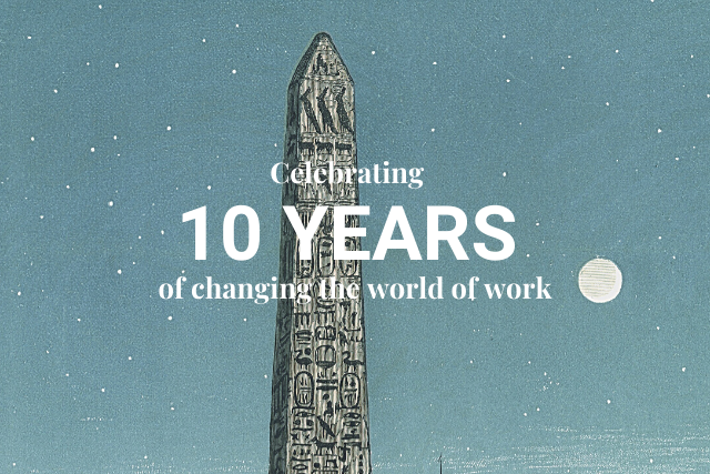 Obelisk Support turns 10: Lessons from our CEO