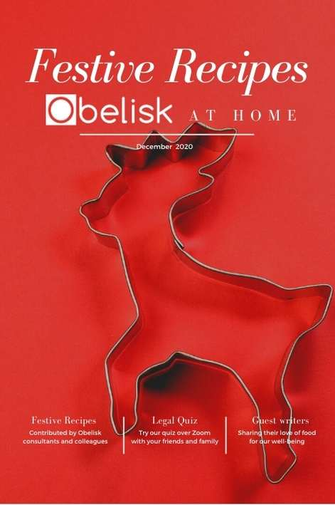 Festive Recipes by Obelisk Support