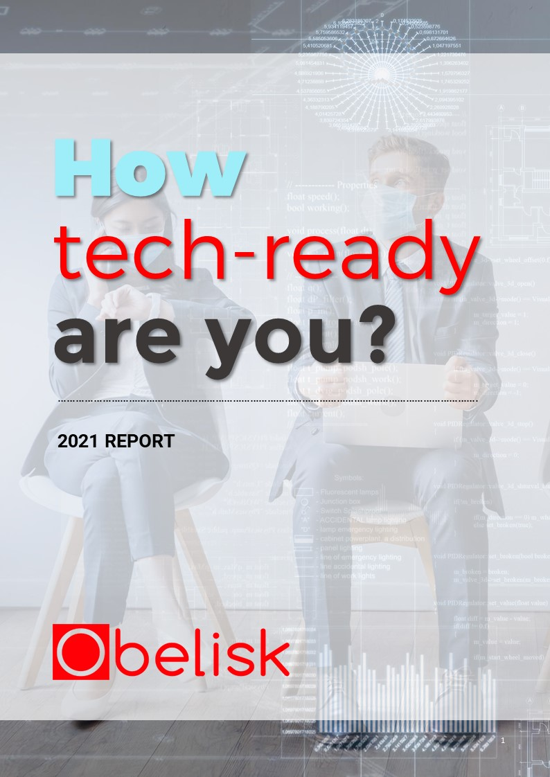 How tech-ready are you? Report 2021