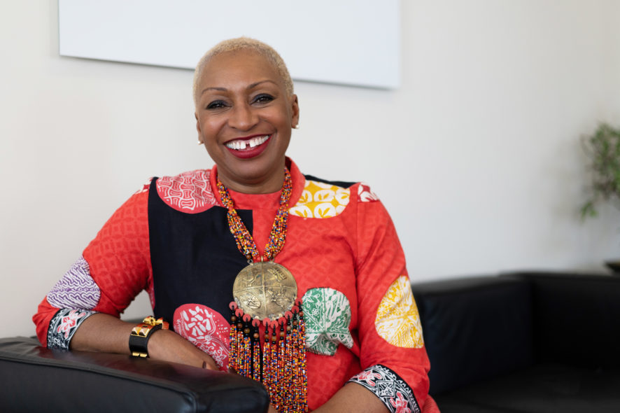 Black History Month: Interview with Sandie Okoro, Senior Vice President & General Counsel, World Bank Group