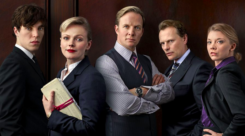 Women lawyers on British TV: From This Life to Defending the Guilty
